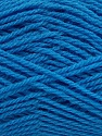Fiber Content 60% Acrylic, 40% Wool, Brand Ice Yarns, Blue, Yarn Thickness 3 Light  DK, Light, Worsted, fnt2-46745