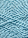 Fiber Content 60% Acrylic, 40% Wool, Brand Ice Yarns, Baby Blue, fnt2-46746