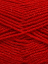 Fiber Content 60% Acrylic, 40% Wool, Red, Brand Ice Yarns, Yarn Thickness 3 Light  DK, Light, Worsted, fnt2-46748