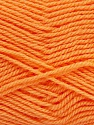 Fiber Content 60% Acrylic, 40% Wool, Brand Ice Yarns, Baby Orange, Yarn Thickness 3 Light  DK, Light, Worsted, fnt2-46749