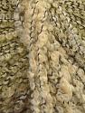 Contenido de fibra 49% Acrílico, 35% Lana, 16% Poliamida, Brand Ice Yarns, Green, Cream, Camel, fnt2-47087
