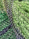 Fiber Content 49% Acrylic, 35% Wool, 16% Polyamide, Pink, Lilac, Brand Ice Yarns, Green Shades, fnt2-47092