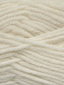 Fiber Content 50% Acrylic, 25% Wool, 25% Alpaca, White, Brand ICE, Yarn Thickness 5 Bulky  Chunky, Craft, Rug, fnt2-47132