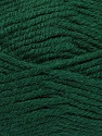 Fiber Content 50% Acrylic, 25% Alpaca, 25% Wool, Brand ICE, Dark Green, Yarn Thickness 5 Bulky  Chunky, Craft, Rug, fnt2-47138