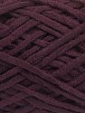Fiber Content 50% Polyamide, 40% Micro Fiber, 10% Wool, Maroon, Brand Ice Yarns, fnt2-47532