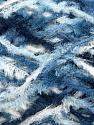 Fiber Content 95% Viscose, 5% Polyamide, White, Brand Ice Yarns, Blue, fnt2-47534