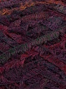 Fiber Content 40% Polyamide, 40% Acrylic, 20% Merino Wool, Red, Purple, Orange, Maroon, Brand Ice Yarns, fnt2-47898