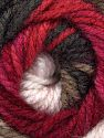 Fiber Content 100% Acrylic, White, Pink, Brand Ice Yarns, Burgundy, Brown, Beige, Yarn Thickness 4 Medium  Worsted, Afghan, Aran, fnt2-47901