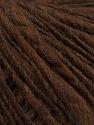 Fiber Content 60% Merino Wool, 40% Acrylic, Brand ICE, Brown, fnt2-48300