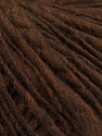 Fiber Content 55% Acrylic, 45% Wool, Brand ICE, Brown, Yarn Thickness 4 Medium  Worsted, Afghan, Aran, fnt2-48324