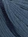 Fiber Content 79% Cotton, 21% Viscose, Brand ICE, Dark Slate Grey, Yarn Thickness 3 Light  DK, Light, Worsted, fnt2-48335