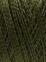 Fiber Content 60% Polyamide, 40% Viscose, Brand ICE, Dark Green, Yarn Thickness 2 Fine  Sport, Baby, fnt2-48399