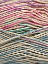 Fiber Content 100% Mercerised Cotton, Turquoise, Pink, Lilac, Brand ICE, Blue, Beige, Yarn Thickness 2 Fine  Sport, Baby, fnt2-48626