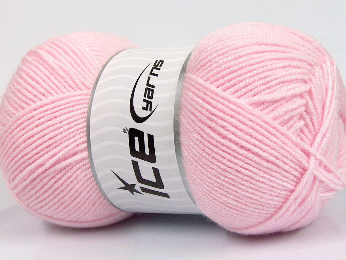 bad177dd1b7 Bamboo Soft Fine Ανοιχτό Ροζ   Ice Yarns Online Yarn Store