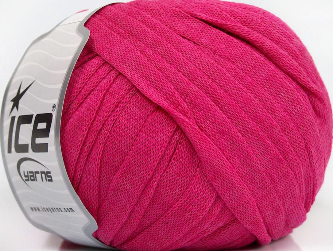 Cotton Ribbon XL Fuchsia