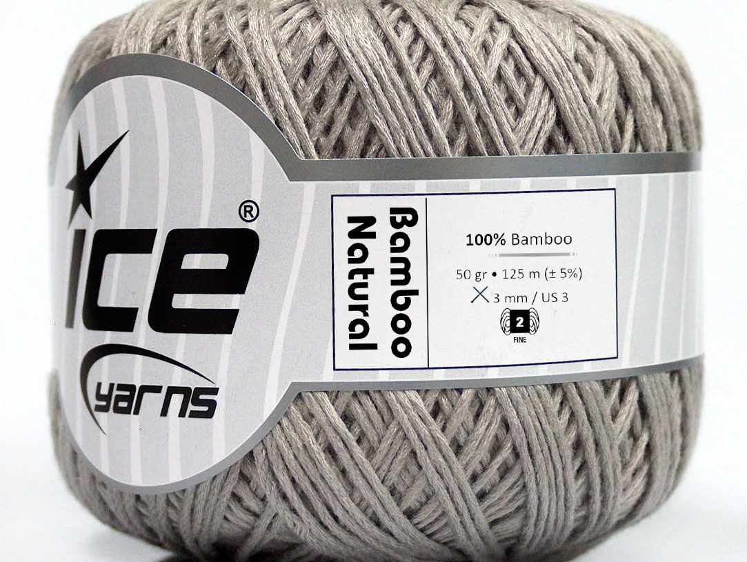 c6489d10940 Bamboo Natural | Ice Yarns Online Yarn Store